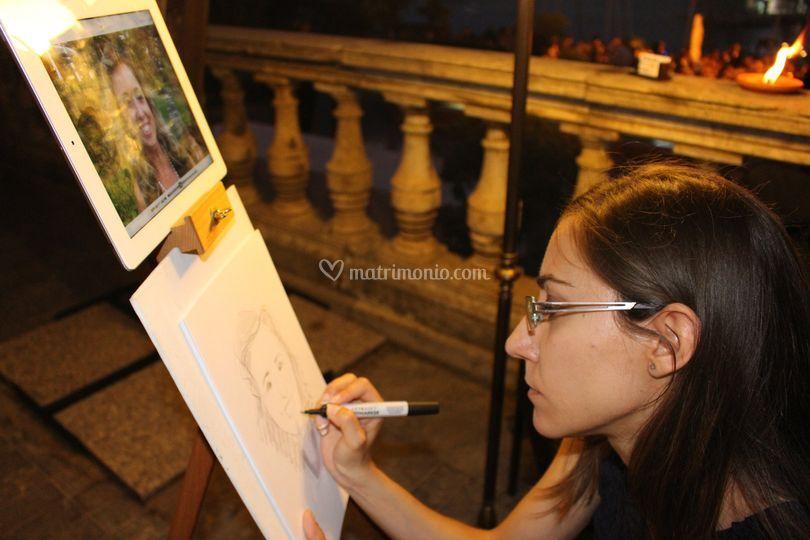 MontonePecorAgnello Caricature e Ritratti