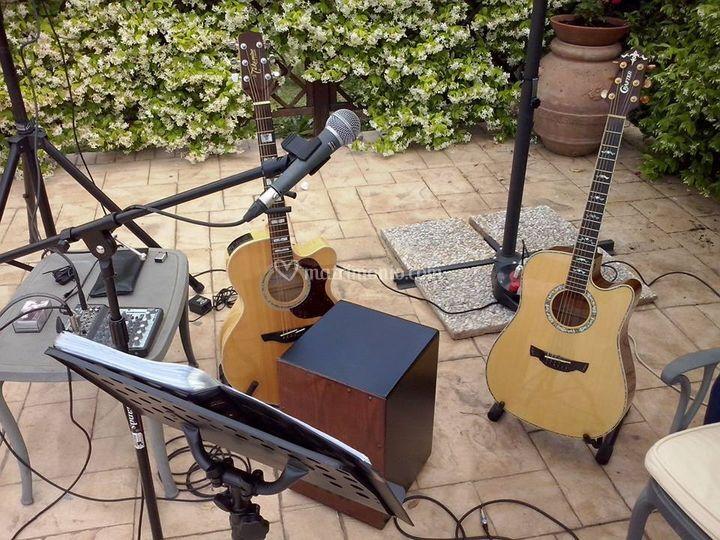 Duo acustico repertorio misto