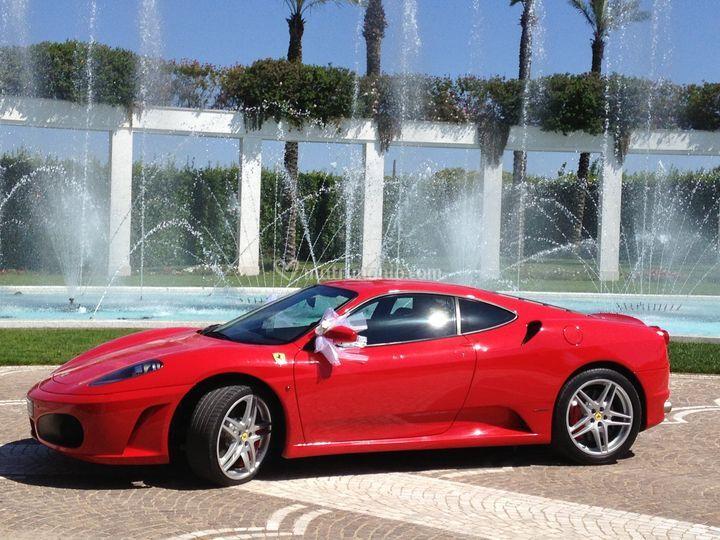 Matrimonio In Ferrari : Tfg servizi