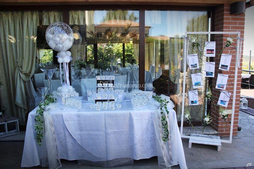 Wedding Grigio Perla
