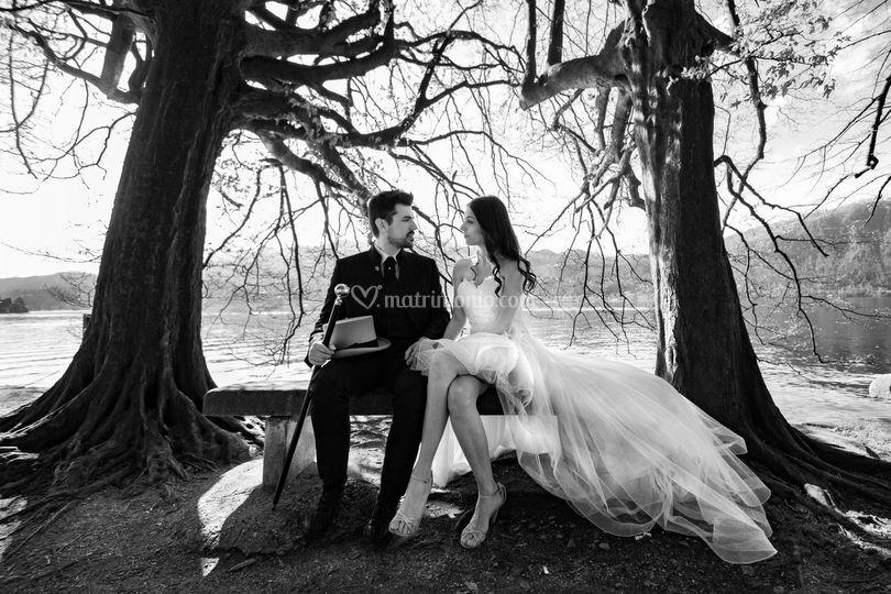 Matrimonio al lago
