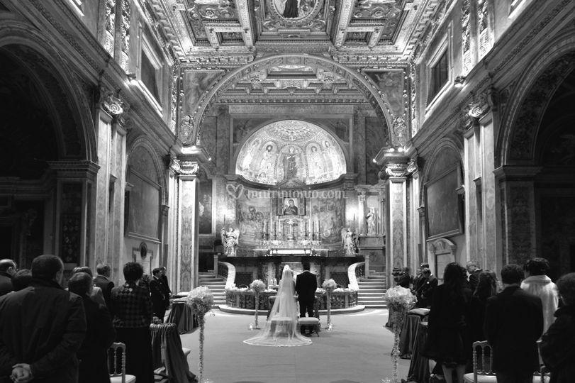 Santa francesca romana - roma