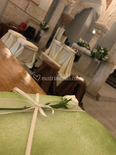 Matrimonio in cripta