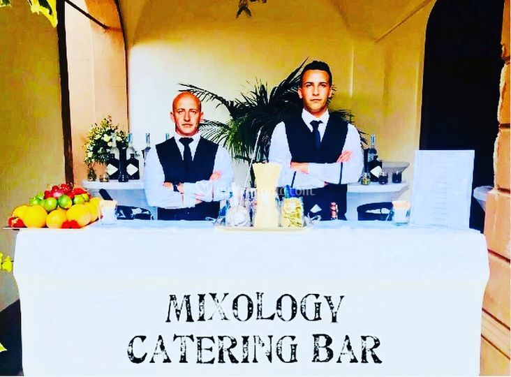Mixology Catering Bar