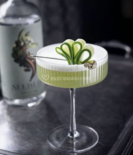Signature Cocktail-Sposo-