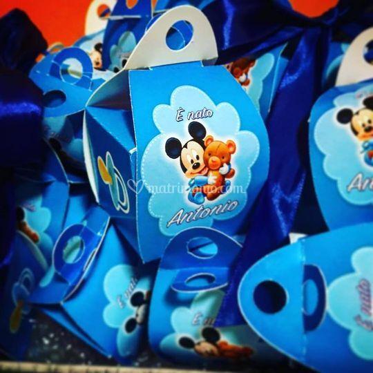 Scatoline confetti