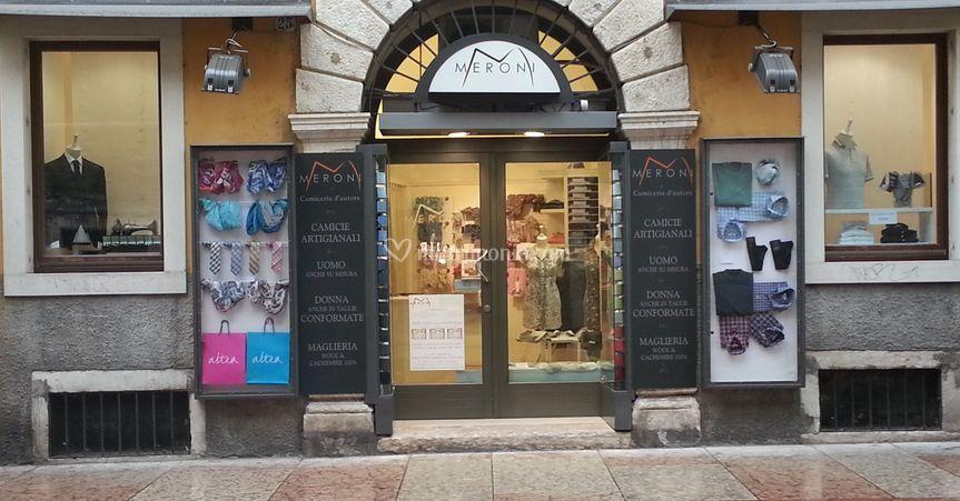 La sede di Trento