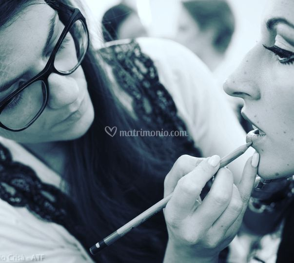 Lucrezia Mapelli - Make Up Artist