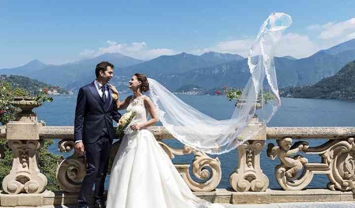Matrimonio Lenno  Lago di Como