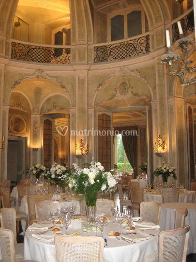 Location Matrimonio Rustico Lombardia : Villa borromeo