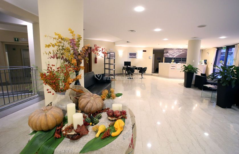 Ingresso Hall Reception