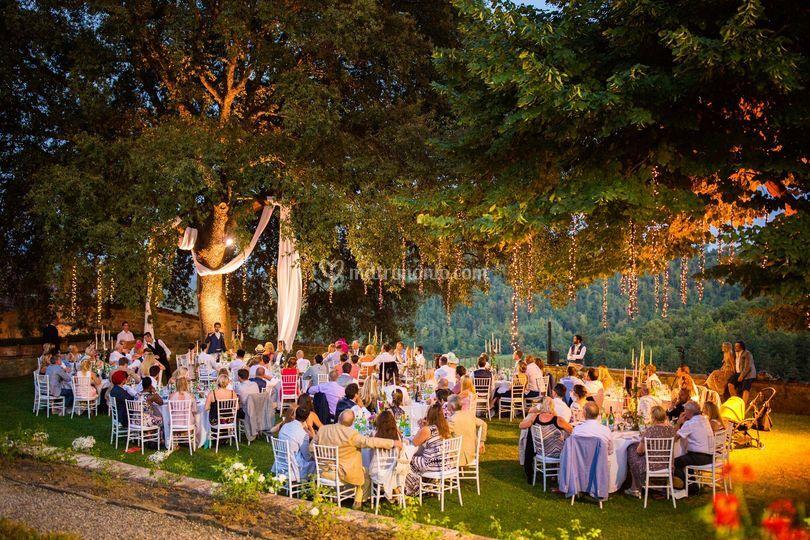 Original Tuscan Wedding