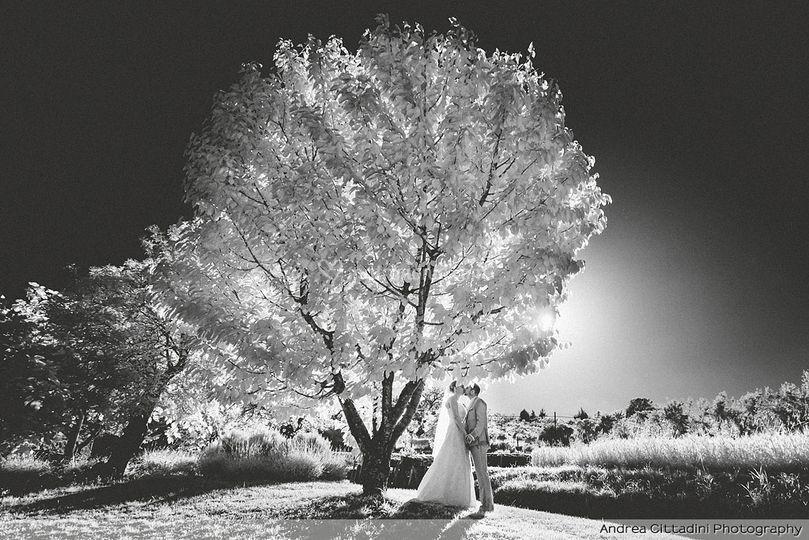 Ritratto creativo matrimonio