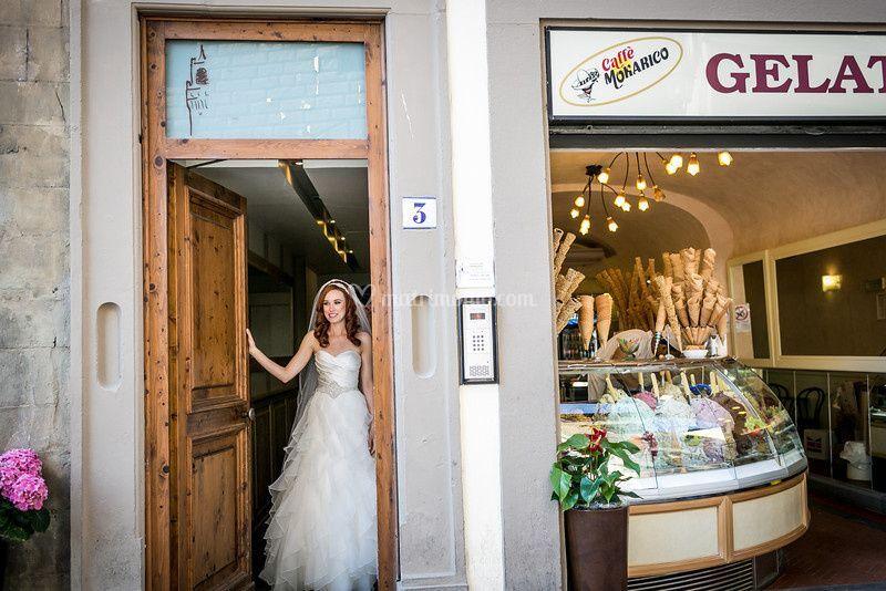 Florence bride