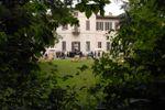 Ricevimento all'aperto di Villa Massari