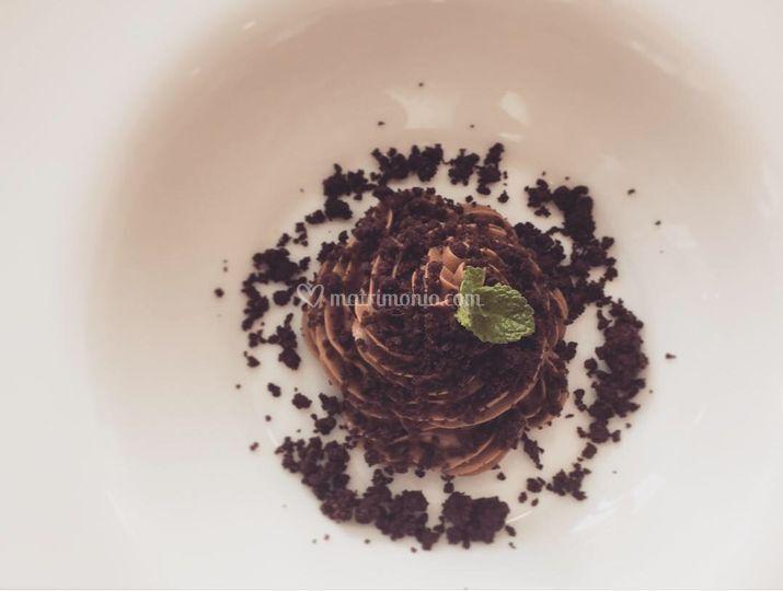 Mousse caffè