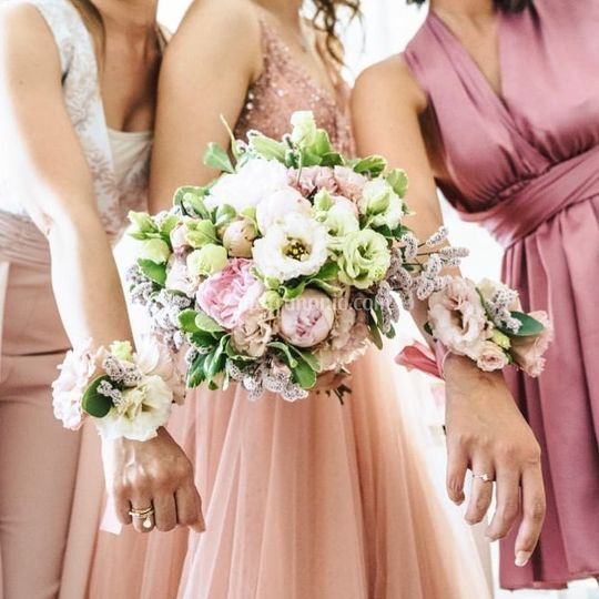 Bracciali e Bouquet