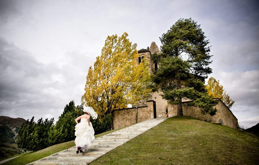 Matrimonio a St. Moritz