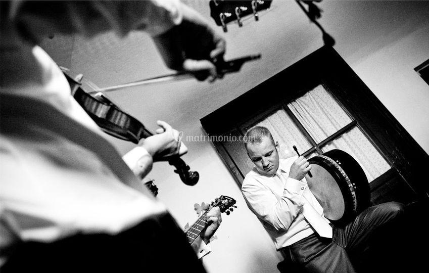 Lo sposo musicista