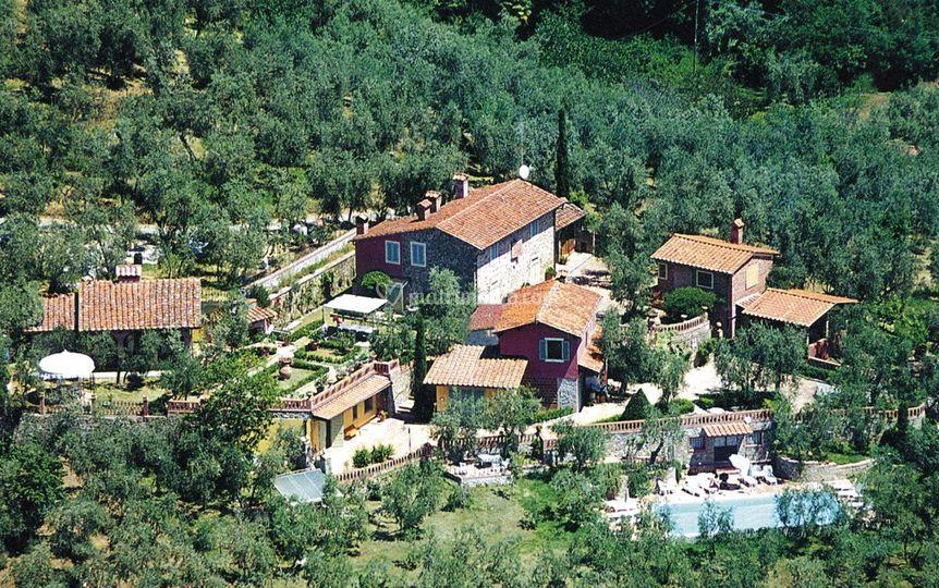 Matrimonio Limonaia Toscana : Agriturismo borgo della limonaia