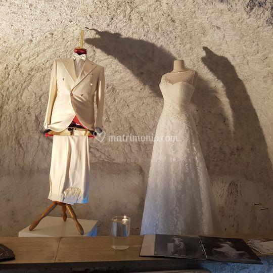 Consulenza abiti sposa e sposo