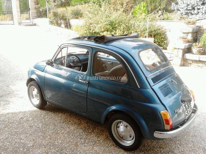 Fiat500 d'epoca