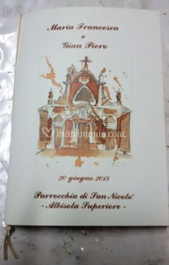 Libretto messa