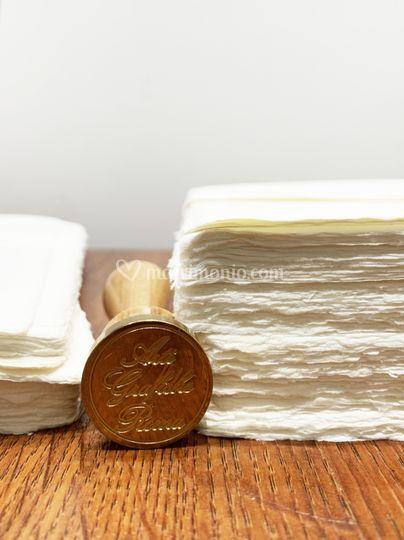 Sigillo e carta amalfi