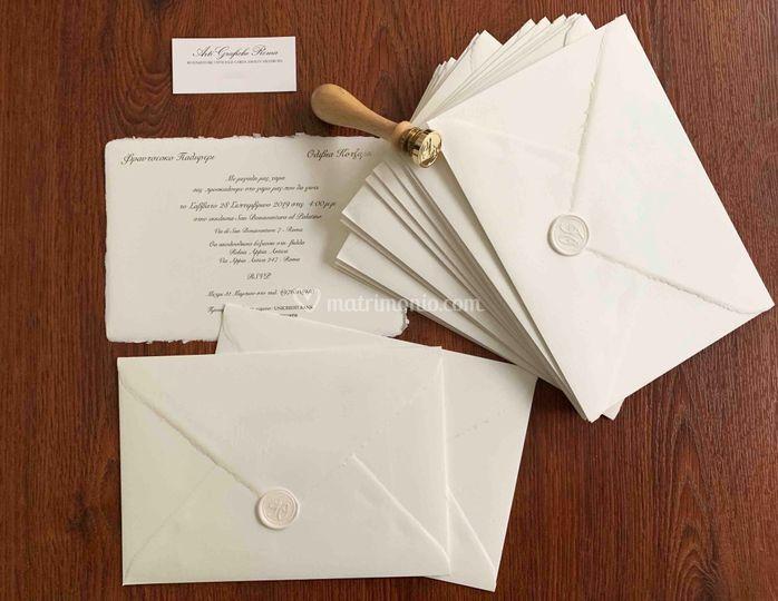 Carta amalfi Personalizzata
