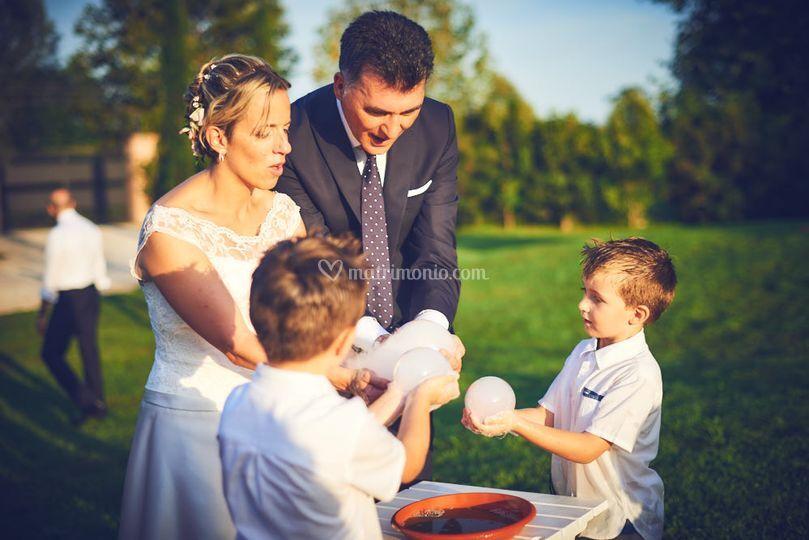 Famiglia e bolle