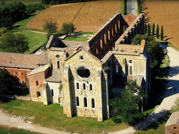 Matrimonio chiesa di S.Galgano