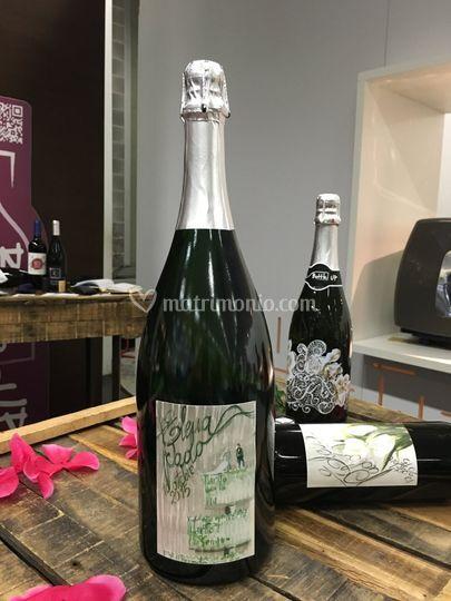 Bottiglia Speciale Matrimonio