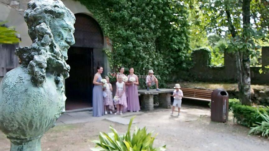 Attesa della sposa