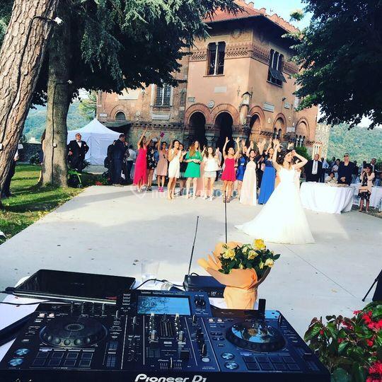 Wedding Castello di S. Cipriano