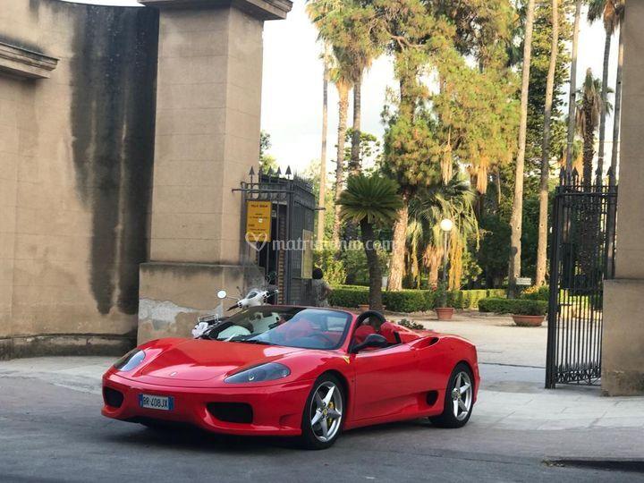Ferrari 360 cabrio