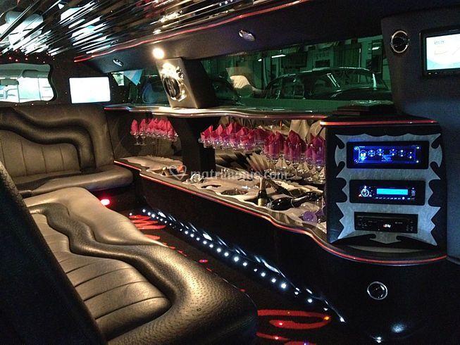 Limousine chrysler300c