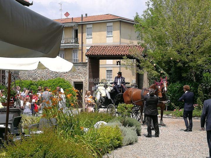 Castello Curno marigolda