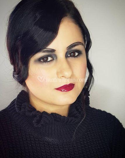Makeup anni20