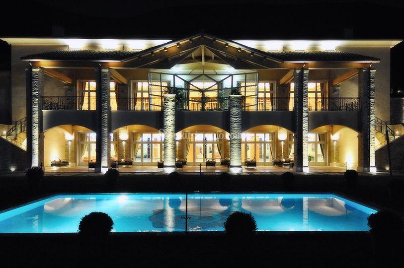 Limonaia giardino della piscina