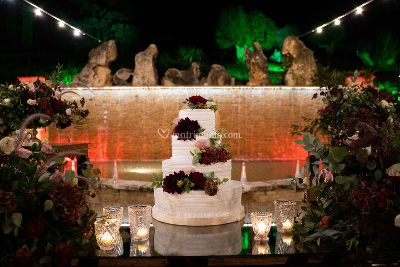 Wedding cake Limonaia