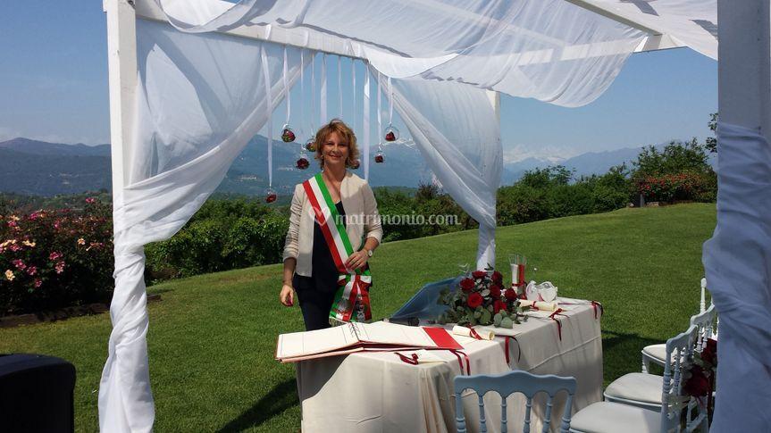 Luisa Farè Celebrante