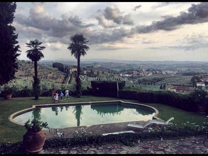 Villa del ferrale