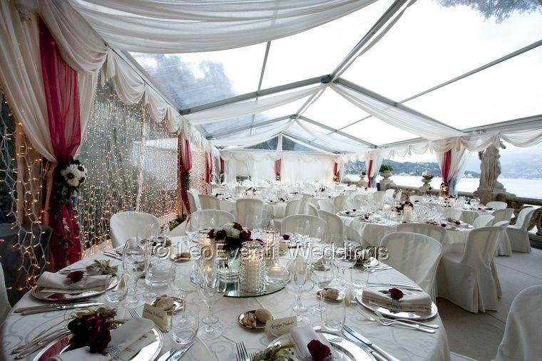 Ricevimento matrimonio sul Lago Maggiore