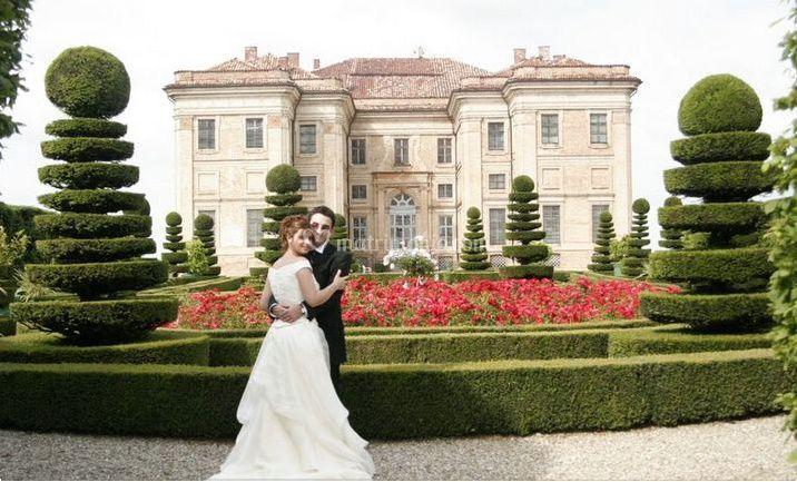 Matrimonio in castello nelle Langhe