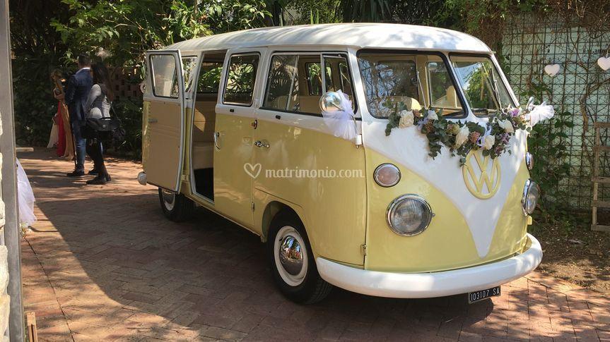 VW Pulmino Minibus T1