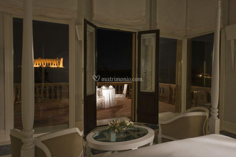 La romantica villa suite
