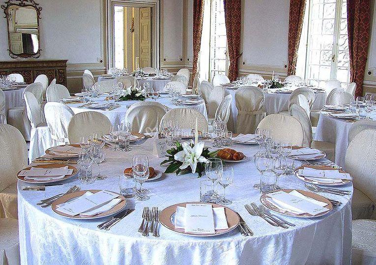 Ferrante catering banqueting for Giardino casa classica