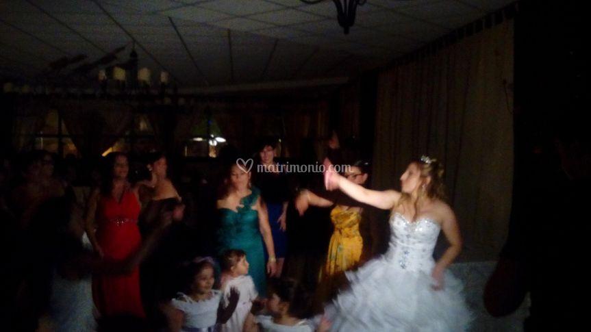 Si balla...