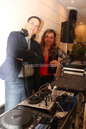 Rossella live e DJ Davide M