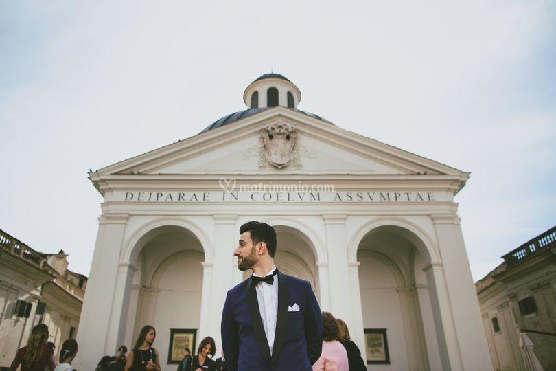 Matrimonio Ariccia